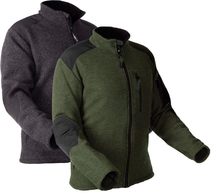 super popolare 042f2 8cfa7 Giacca in lana cotta Stretch-AIR